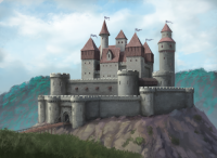 Stronghold Artwork